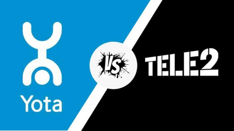 tele2 vs yota