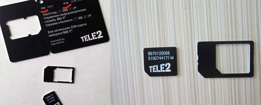 теле2 пакет